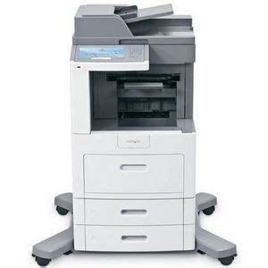 All Products Printers MultiFunction Lexmark X658de