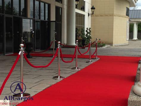 AllCargos Tent Event Rentals Inc Red Carpet Runner