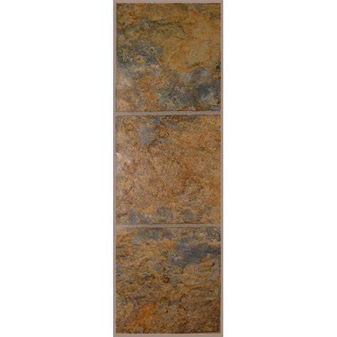 Allure 12 in x 36 in Ashlar Luxury Vinyl Tile Flooring