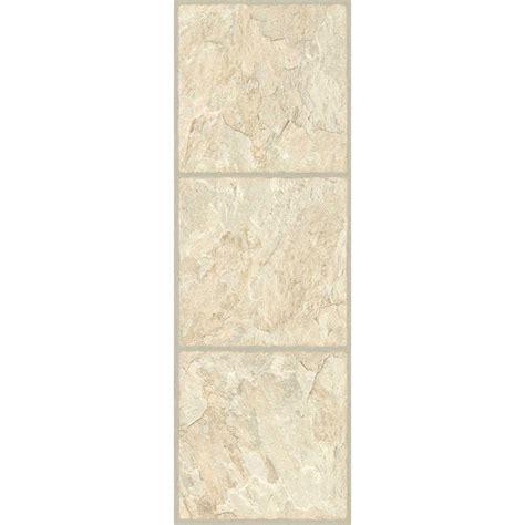 Allure 12 in x 36 in Sedona Luxury Vinyl Tile Flooring