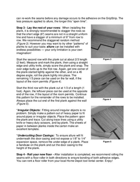 Allure Plank Flooring A Guide