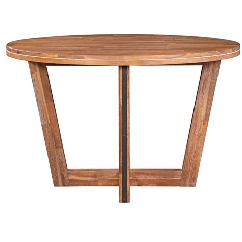 Alpine Rustic Dining Table Solid Wood Furniture