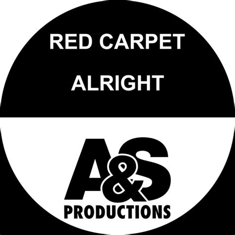 Alright by Red Carpet on Spotify