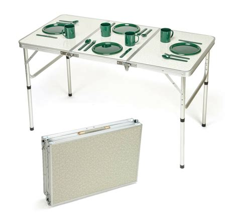 Aluminium Folding Table eBay