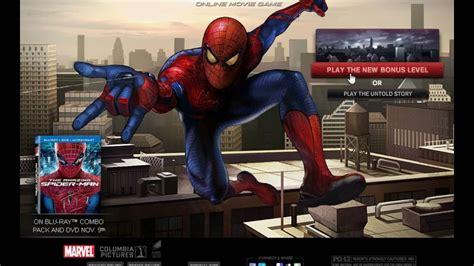 Amazing Spiderman Movie Game Online Insane Free Games Online