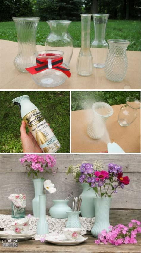 Amazing Spray Paint Project Ideas to Beautify Your Home