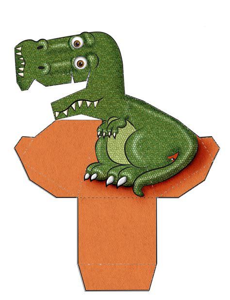 Amazing T Rex Illusion