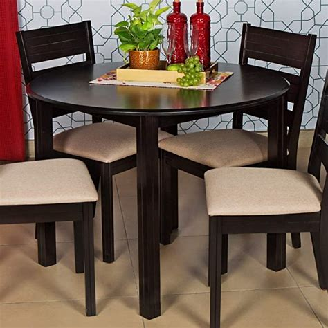 Amazon 4 chairs dining table