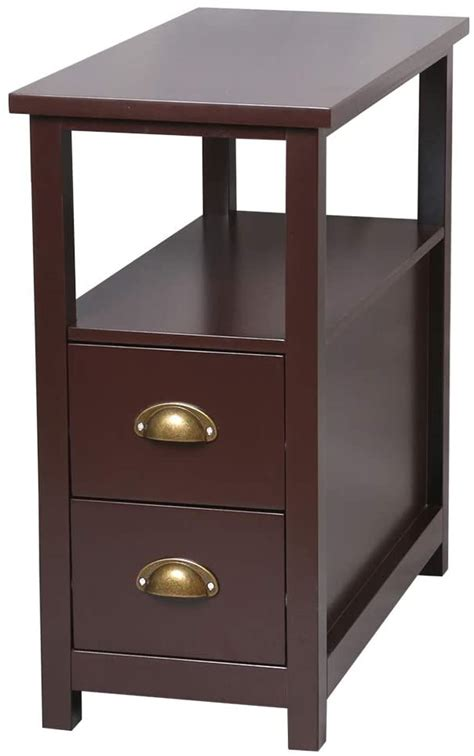 Amazon Bedside Tables Home Kitchen