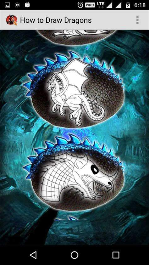 Amazon How to Draw Dragons Appstore for Android