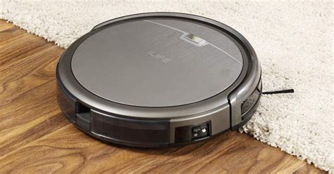 Amazon ILIFE A4s Robot Vacuum Cleaner with Strong