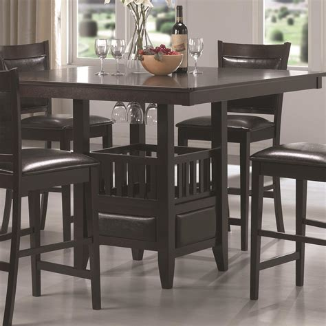 Amazon Jaden Square Counter Height Table Tables