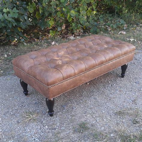Amazon Leather Coffee Table