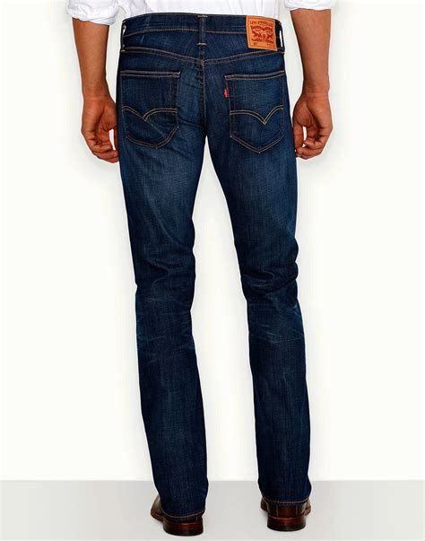 Amazon Levi s Men s 527 Slim Bootcut Jean Clothing