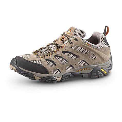 Amazon Merrell Men s Moab Ventilator Hiking Shoe