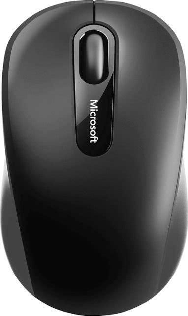 Amazon Microsoft Bluetooth Mobile Mouse 3600 Black
