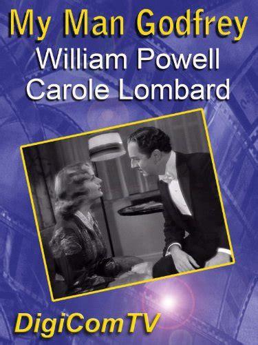 Amazon My Man Godfrey William Powell Carole Lombard