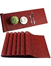 Amazon Place Mats Home Kitchen