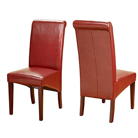 Amazon Red Kitchen Dining Room Furniture