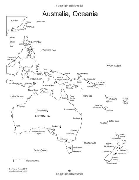 Amazon World Regional Maps Coloring Book Maps of
