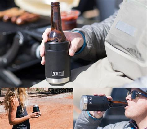 Amazon YETI Rambler Colster Can and Bottle Holder