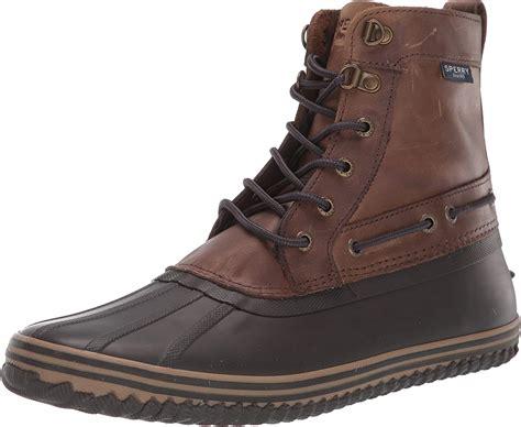 Amazon ca sperry boots men