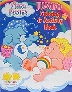 Amazon care bears coloring