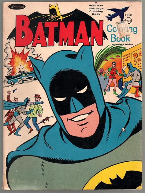 Amazon coloring batman