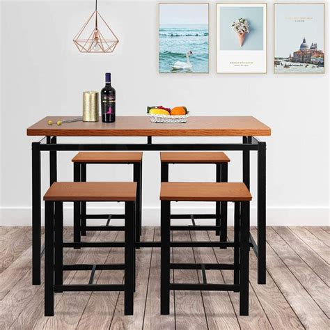 Amazon counter height dining table Home Kitchen