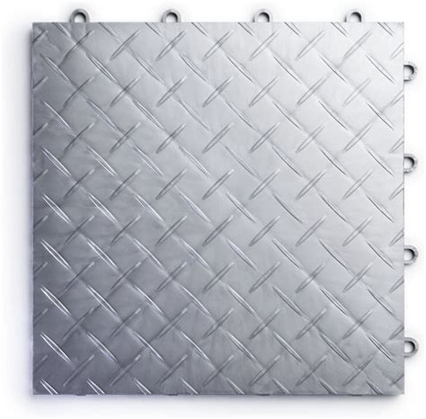 Amazon diamond plate tile flooring