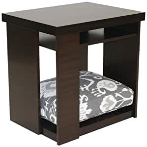 Amazon dog bed end table