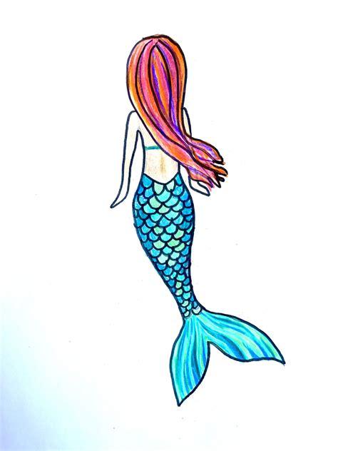 Amazon draw mermaid