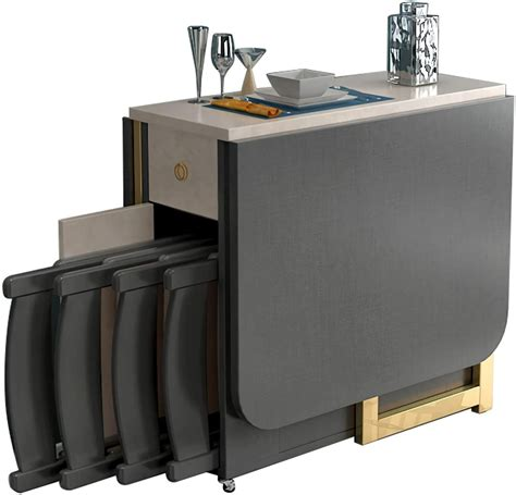 Amazon folding dining table and chairs set Home