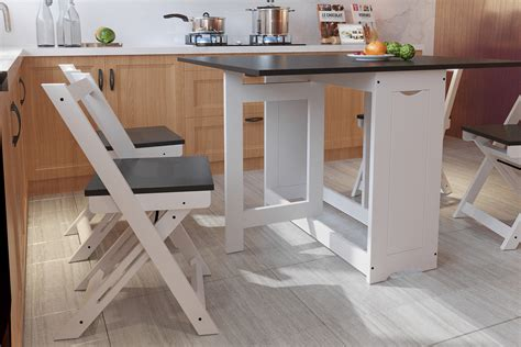 Amazon folding table and chair set Home Kitchen