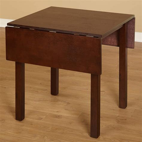 Amazon kitchen table with leaf Home Kitchen