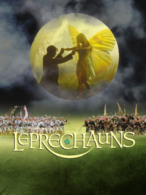 Amazon legend of the leprechauns Movies TV