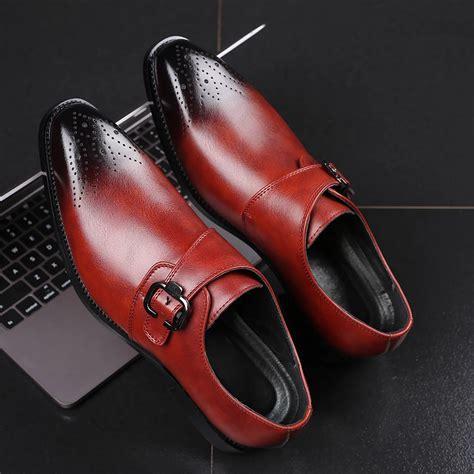 Amazon mens italian dress shoes Shoes Men Clothing