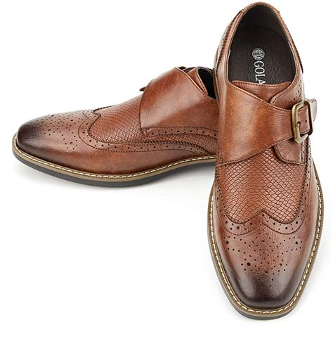 Amazon mens wingtip shoes Clothing Shoes Jewelry