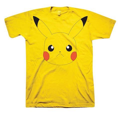Amazon pikachu face shirt
