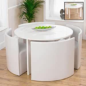 Amazon round kitchen table Kitchen Dining Home Kitchen