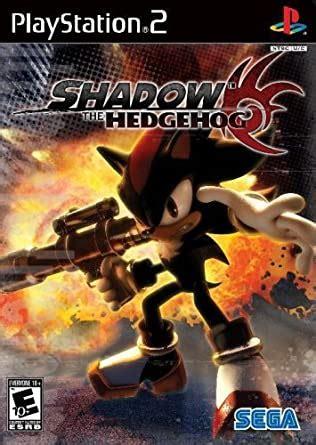 Amazon shadow the hedgehog game
