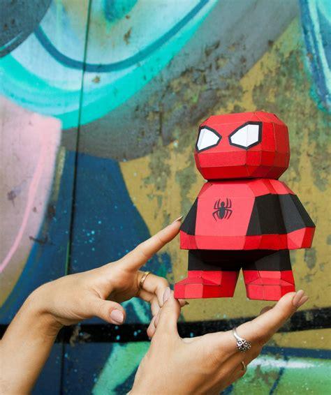 Amazon spiderman craft