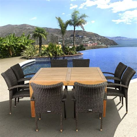 Amazonia Dining Sets 8 Person Kmart