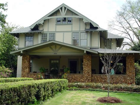 American Craftsman Style Homes Arts and Crafts Style