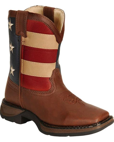 American Flag Cowboy Boots Sheplers