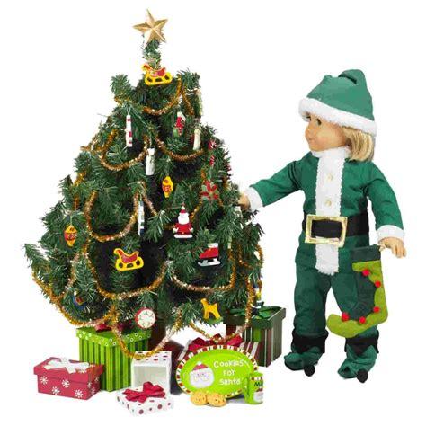 American Girl Christmas Tree