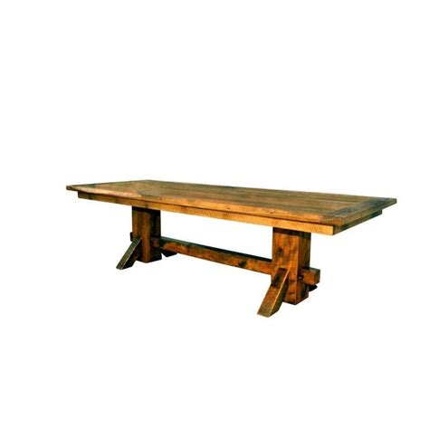 American Made Pedestal Dining Tables Barn Furniture