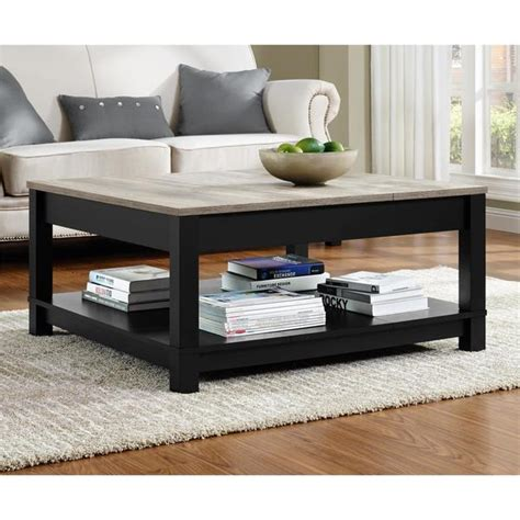 Ameriwood Home Carver Coffee Table Overstock