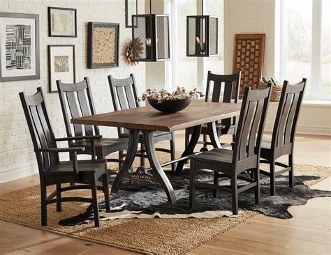 Amish Dining Room Furniture Custom Amish Dining Room