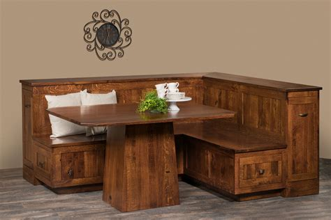 Amish Tables Handcrafted Solid Wood Furniture